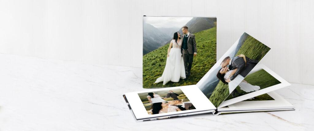 Fotografisanje vencanja - wedding book